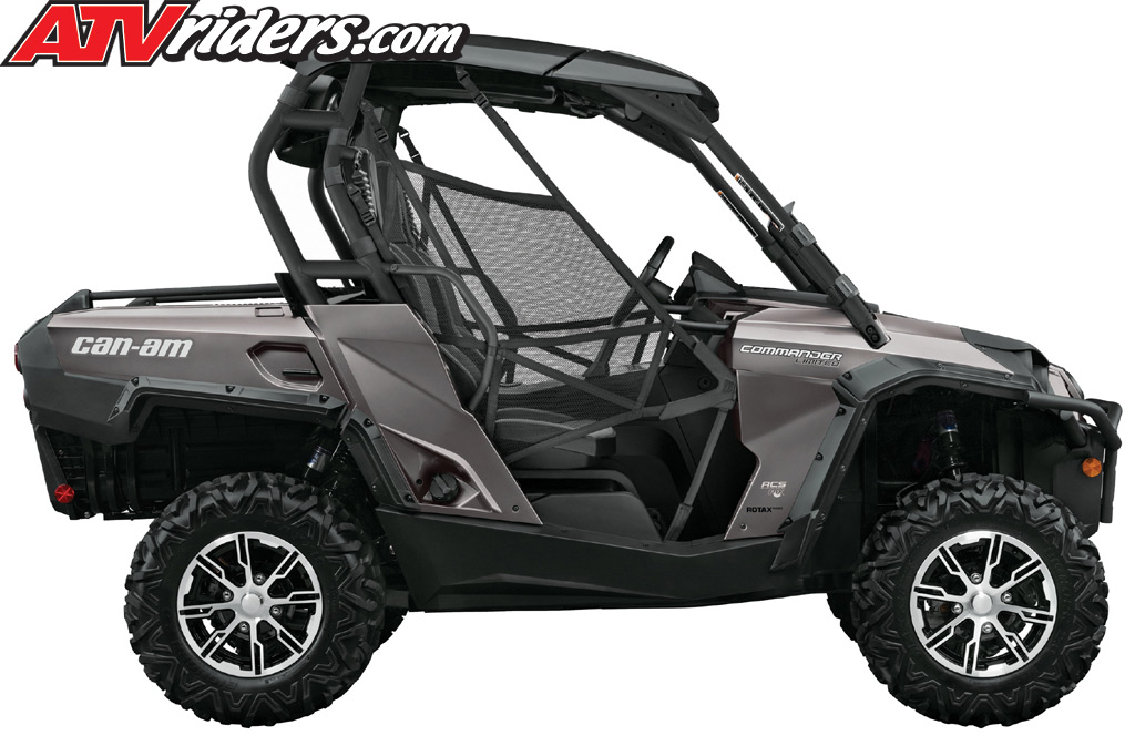 2014 can am commander 1000 efi 4x4 limited utv features benefits and specifications. Black Bedroom Furniture Sets. Home Design Ideas