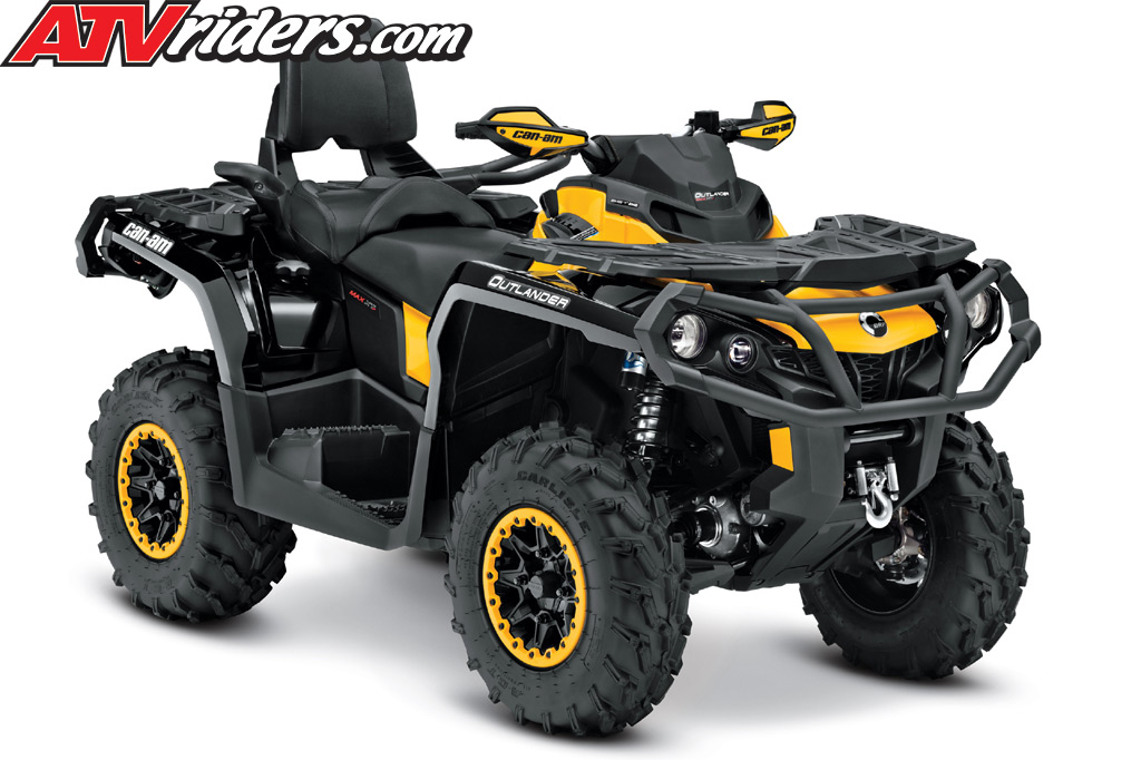 2014 Can-Am Outlander 800 MAX XT-P