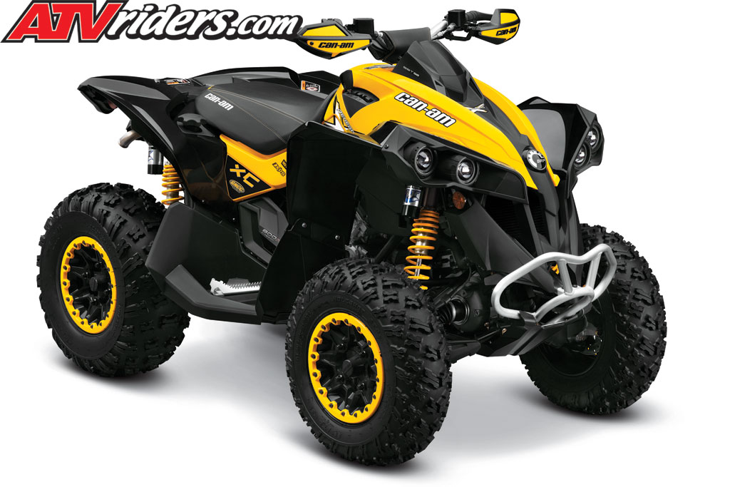 2014 can am renegade 800 x xc atv specs