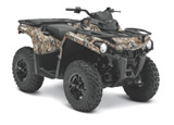 2015 Can-Am Outlander 500 XT