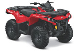 2015 Can-Am Outlander 1000