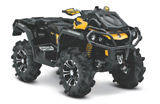 2015 Can-Am Outlander 800 X mr