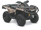2015 Can-Am Outlander 1000 XT