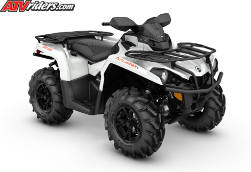 Can am 570 test