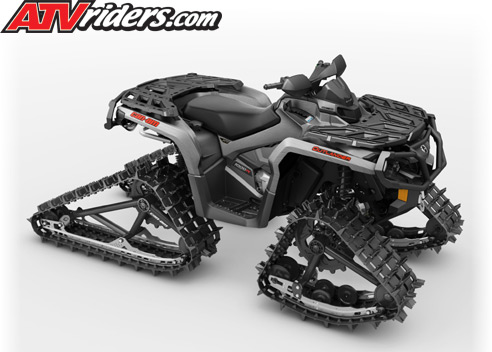 Can-Am Apache Backcountry Track System