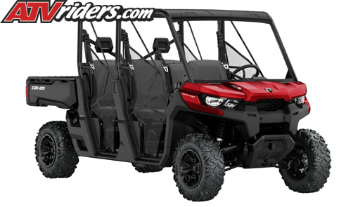 2018 Can-Am Defender