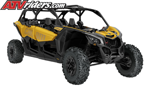 2018 Can-Am Maverick X3