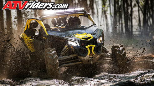 2018 Can-Am Maverick X3 X mr Package