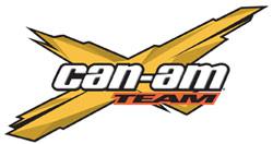 Can-Am X-Team ATV Racing Logo