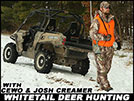 Close Encounters Whitetail Outfitters Deer Hunt