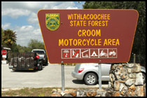Croom Motorcycle Area