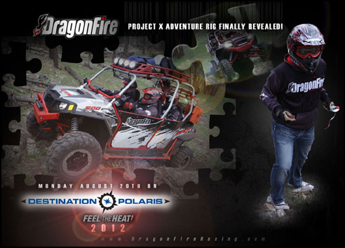 Dragonfire Project Adventure Sxs