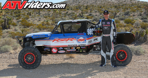 Wes Miller DWT Racing