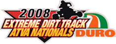 ATVA Extreme Dirt Track ATV Nationals Logo