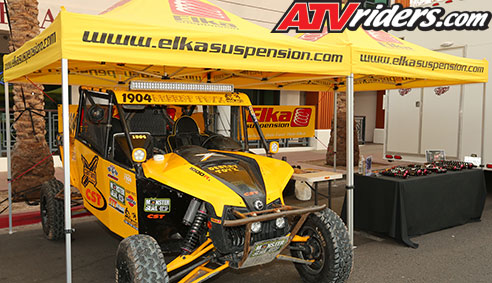 Elka Suspension History & Products