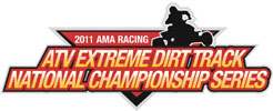 ATV Extreme Dirt Track ATV Nationals Logo