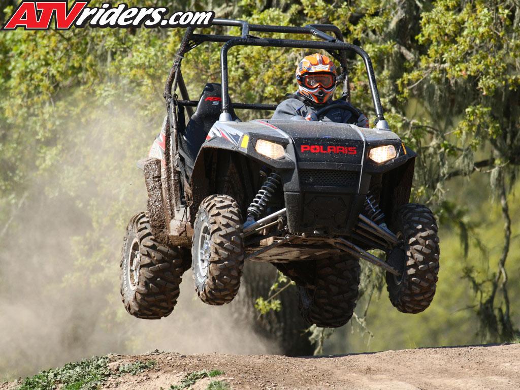 2009 Fox Racing Shox ATV / UTV Shock Testing at Zaca Station