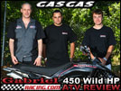2009 Gabriel Racing Gas Gas Wild HP 450 ATV Test Ride / Review