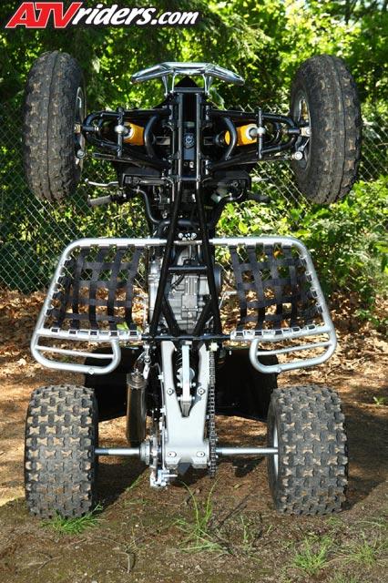 2009 Gabriel Racing Gas Gas Wild Hp 450 Atv Review
