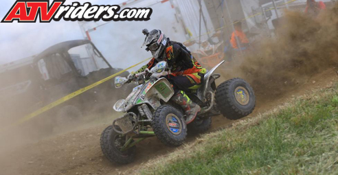 Adam McGill GNCC Racing Series