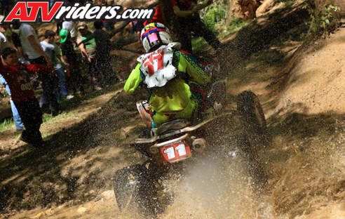 Landon Wolfe GNCC Racing Series