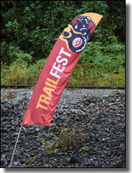 Hatfield McCoy TrailFest Banner