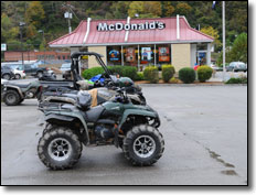 Hatfield McCoy Food Stop