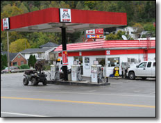 Hatfield McCoy Fuel Stop