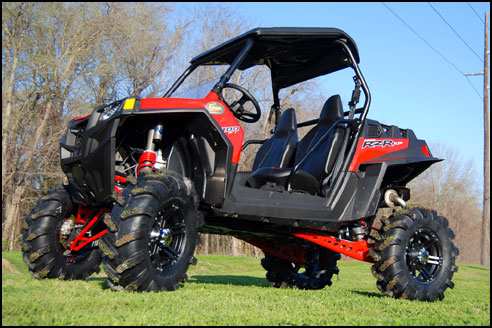 High Lifter Polaris RZR UTV