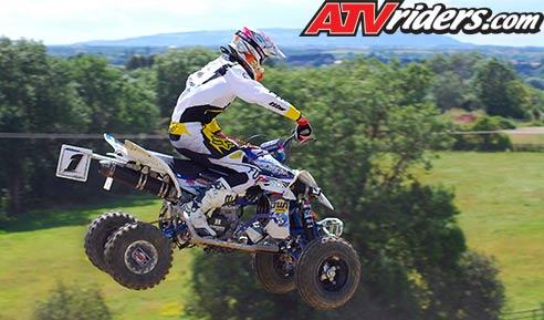 Paul Holmes ATV Motocross