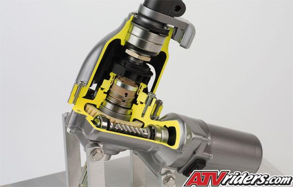 Honda Foreman Electric Steering