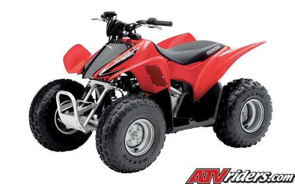 honda trxex youth sport atv information features benefits  specifications