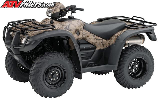 Honda Announces Early Release 2011 Utility ATV Models - Recon, Foreman ...