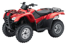 2012 Honda FourTrax Rancher Utility ATV
