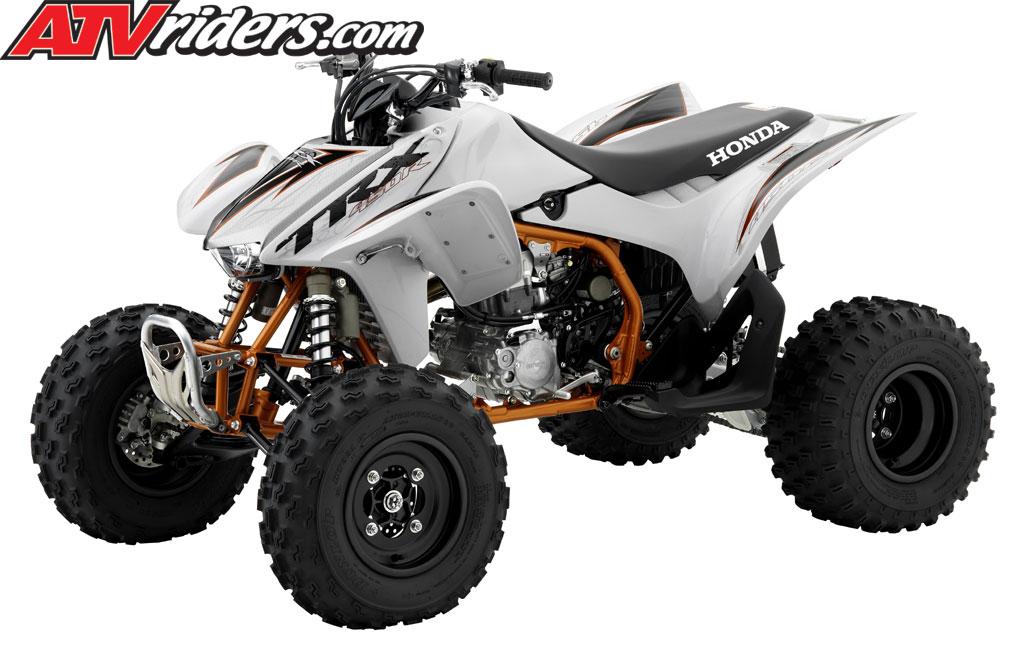 2012 Honda Sport ATV Model Lineup - TRX 450ER/TRX 450R ...
