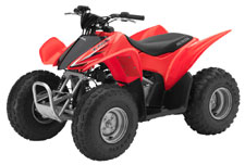 2012 Honda TRX90X Youth Sport ATv