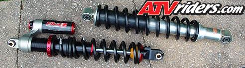 2013 Honda Foreman 500 Utility ATV Project - Elka Suspension