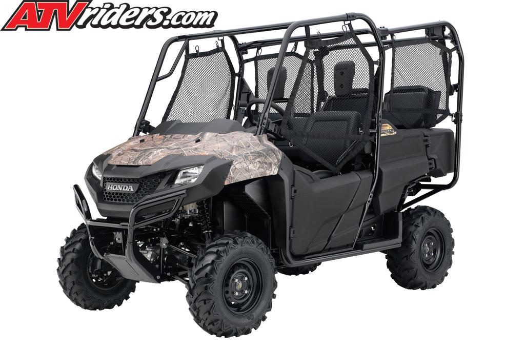 2014 Honda Pioneer SxS, Rincon, Rancher AT, Recon, Rubicon ATVs - 2014