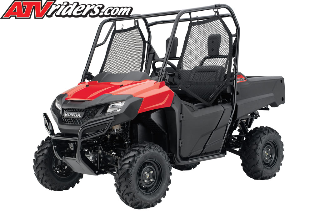 2014 Honda Pioneer 700 4 Review