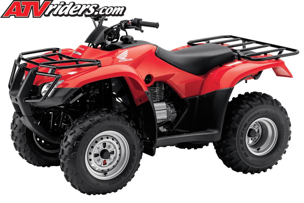 2014 Honda Pioneer SxS, Rincon, Rancher AT, Recon, Rubicon ATVs - 2014 ...