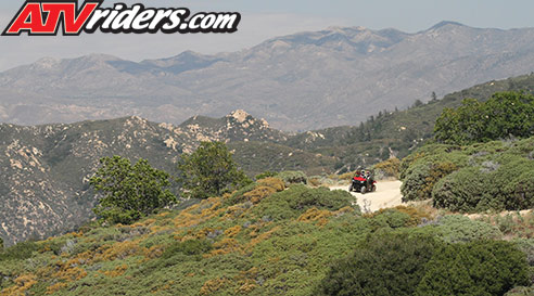 Honda Pioneer 500 Mountains