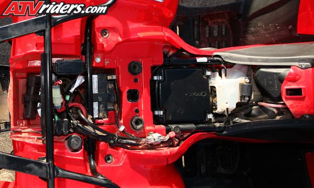 honda 1997 trx400 trx 400 fw foreman original owners manual