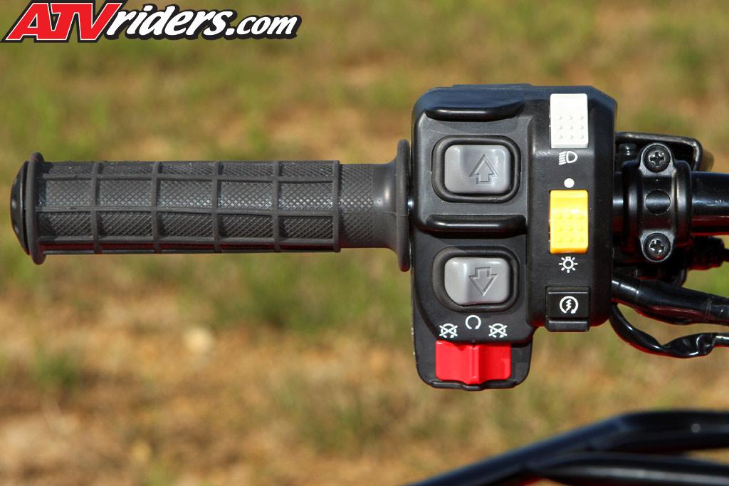 2017 Honda Foreman 500 4x4 Eps Utility Atv The Electric Shift