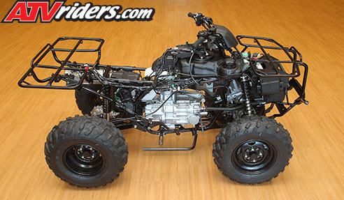 Honda Rancher Chassis