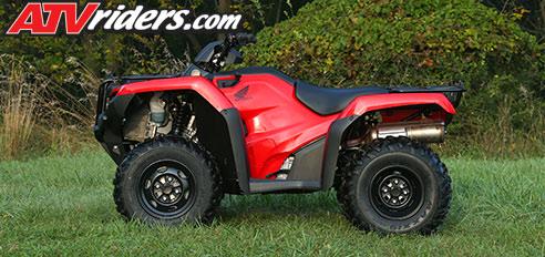 2014 Honda Rancher 420 Ride Review