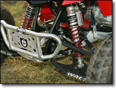 2008 Honda TRX450ER 450 shocks