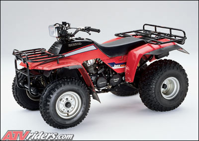 Looking Back: 1984 Honda TRX 200 ATV