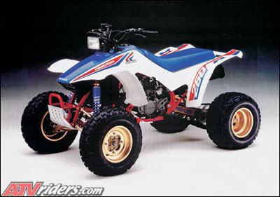 Looking Back: 1986 Honda FourTrax 250R ATV