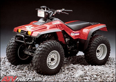 Honda 1986 Fourtrax 4x4 ATV
