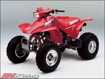 Looking Back: 1993 Honda TRX300EX Sport ATV